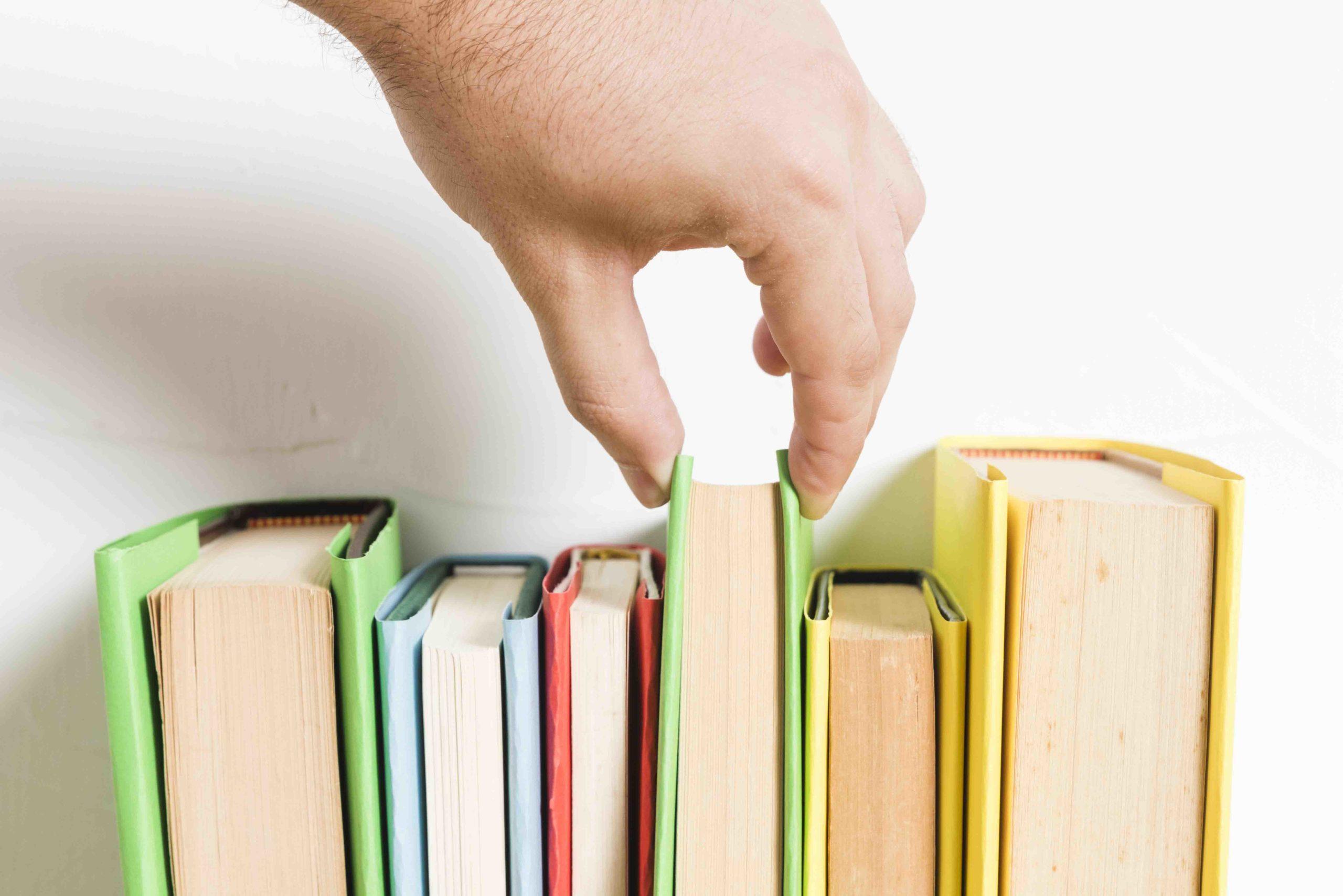 Bücher loswerden